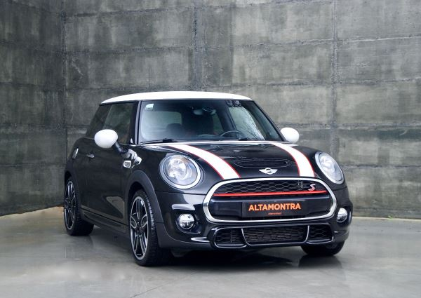 Mini Cooper SD - John Cooper Works