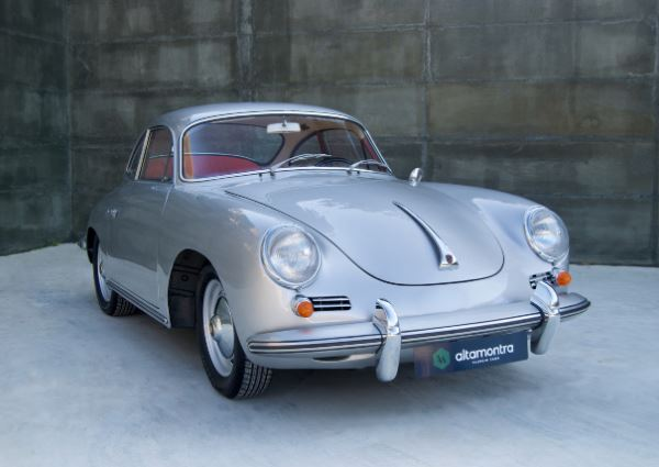 Porsche 356 B Coupé Super 90