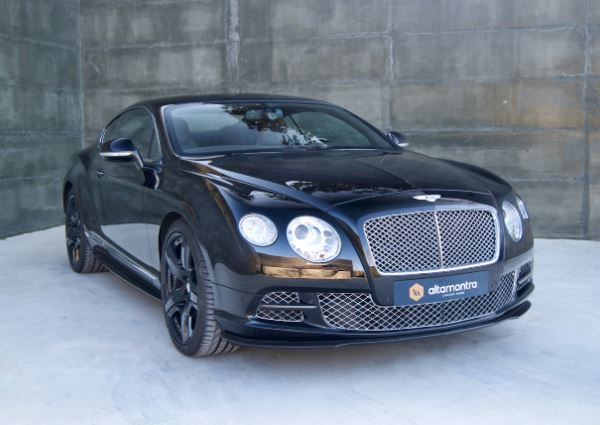 Bentley Continental GT W12 Full Mulliner Carbon Body