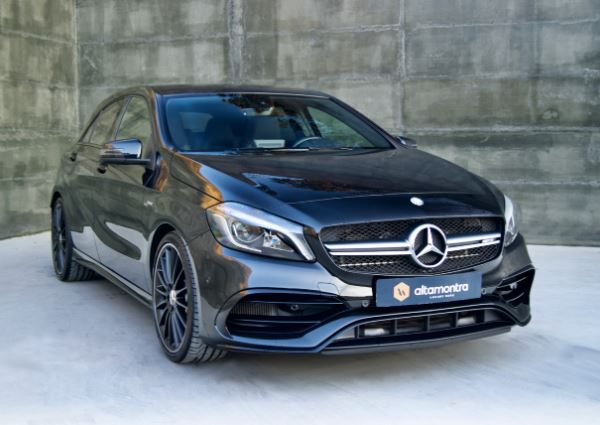 Mercedes Benz A45 AMG 4 Matic