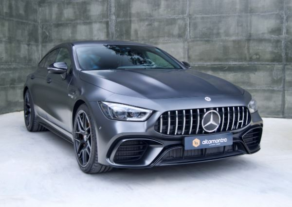Mercedes Benz AMG GT 63 S 4MATIC+