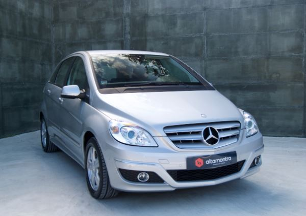 Mercedes Benz B160 BlueEfficiency