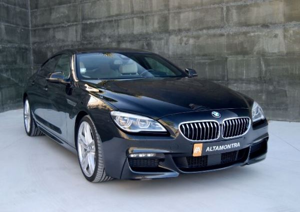 BMW 640 Gran Coupé Pack M Full Extras