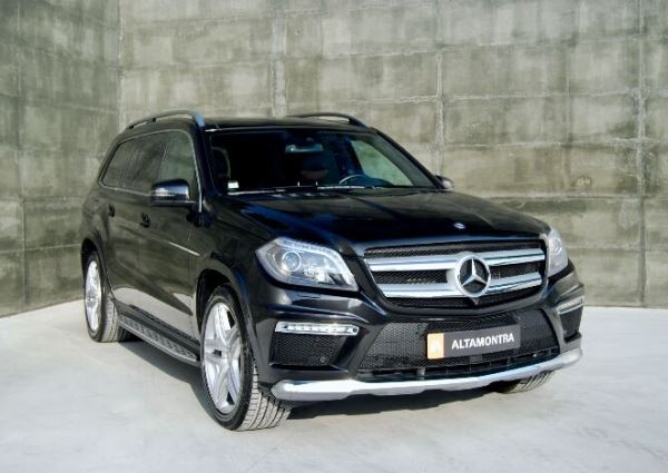 Mercedes Benz GL 350 BlueTec 4-Matic AMG 7 Lug