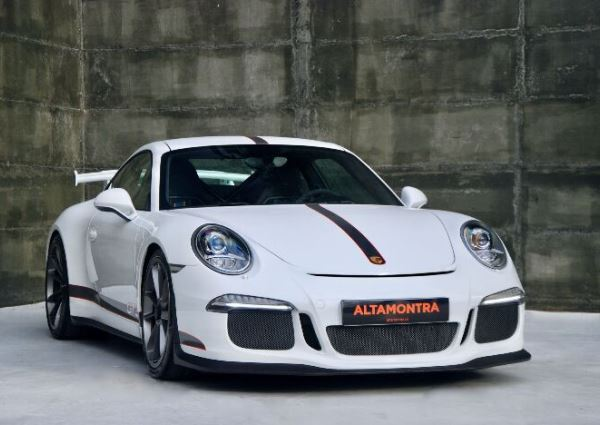 Porsche 991 911 GT3 Clubsport - Porsche Approved