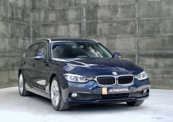 BMW 320 D Touring Auto - Efficient Dynamics