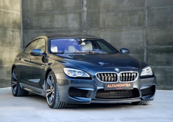 BMW M6 Gran Coupé Competition