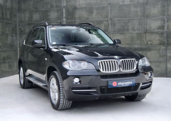 BMW X5 3.0 SDrive 7 Lug.