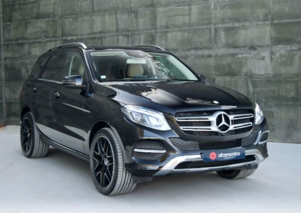 Mercedes Benz GLE 250 d 4 Matic