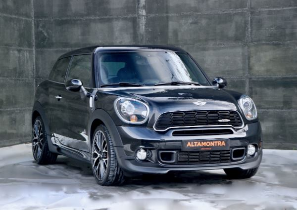 MINI Paceman John Cooper Works All4