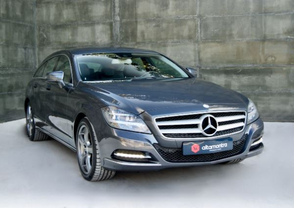 Mercedes Benz CLS 250 CDi Shooting Brake Nacional