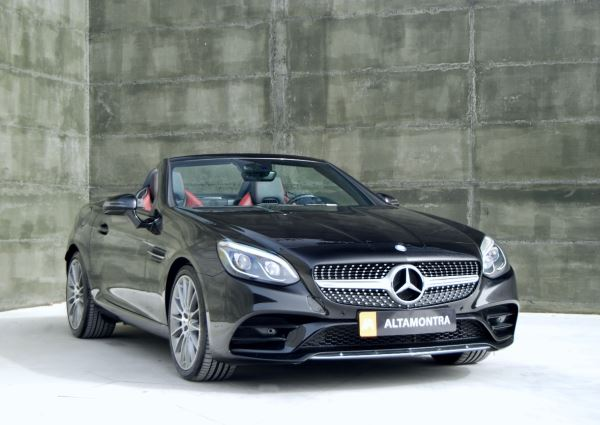 Mercedes Benz SLC 200 Auto AMG Roadster